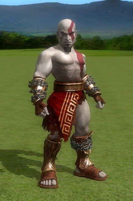 Kratos God of War, Hot Shots Golf: Out of Bounds ...