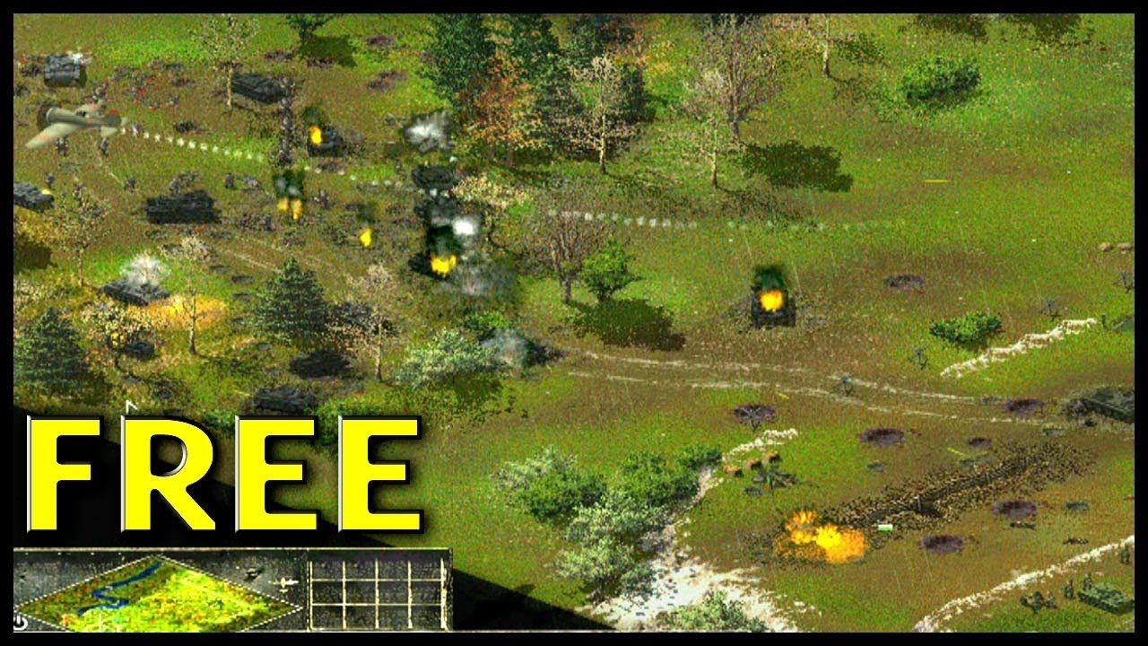 BEST FREE LOW SPEC WWII RTS GAME FOR PC IN 2017 + DOWNLOAD