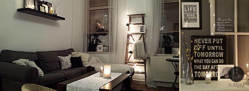 design : wohnzimmer schwarz weiß grau ~ inspirierende bilder von, Hause ideen