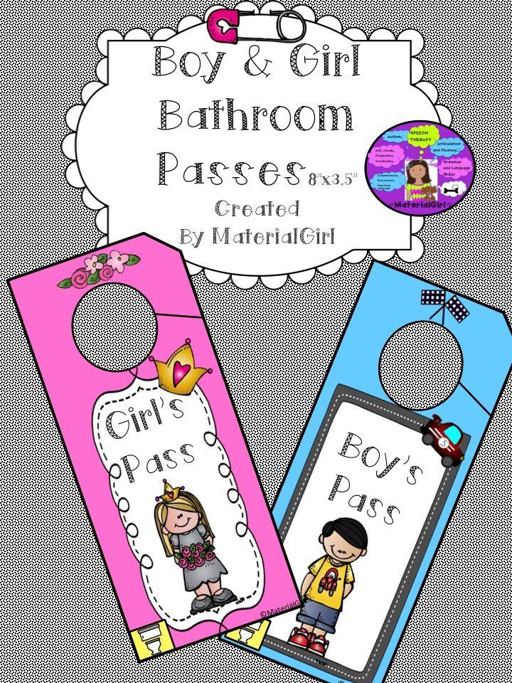 Explore bathroom passes for classrooms   Amazon.com