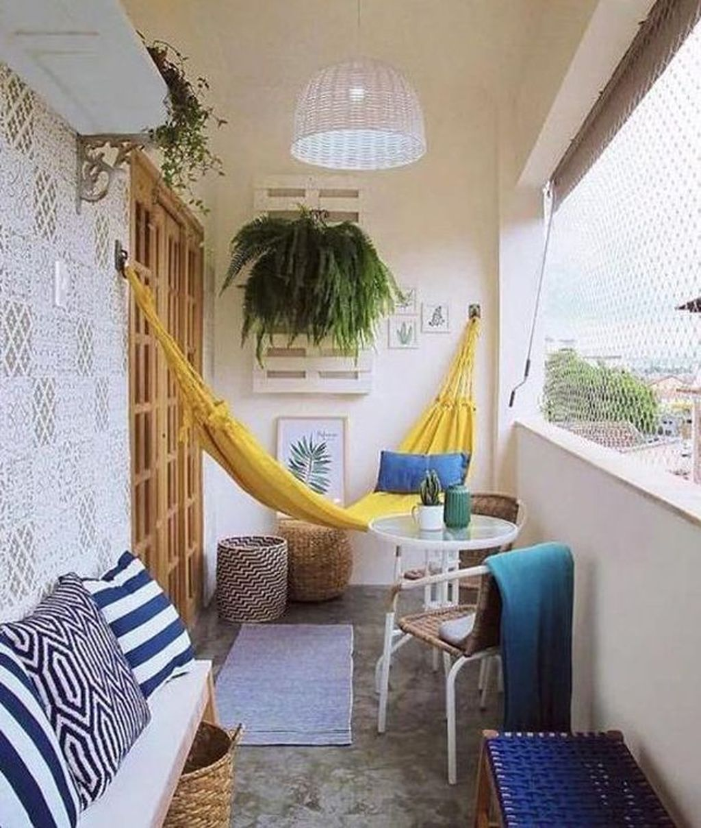 30 Brilliant Closed Balcony Design Ideas To Enjoy In All Weather Conditions Small Apartment Balcony Ideas Small Balcony Design Balcony Design