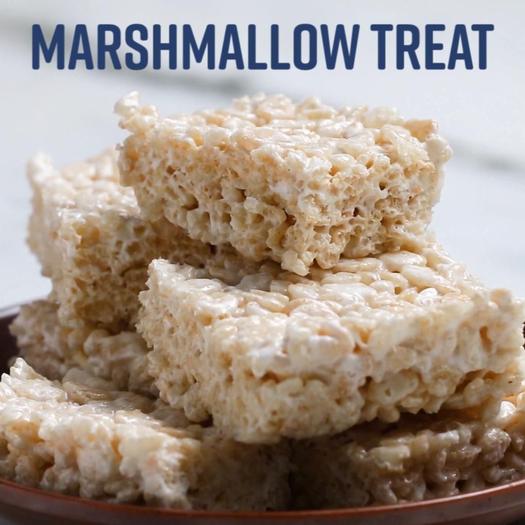 Microwave Marshmallow Treats Recipe