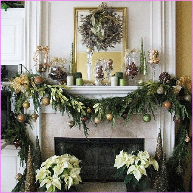 Fireplace Mantel Decorating Ideas Google Search