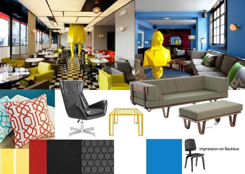 Bauhaus-Interior-Design