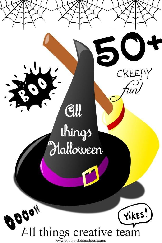 50+ All things Halloween