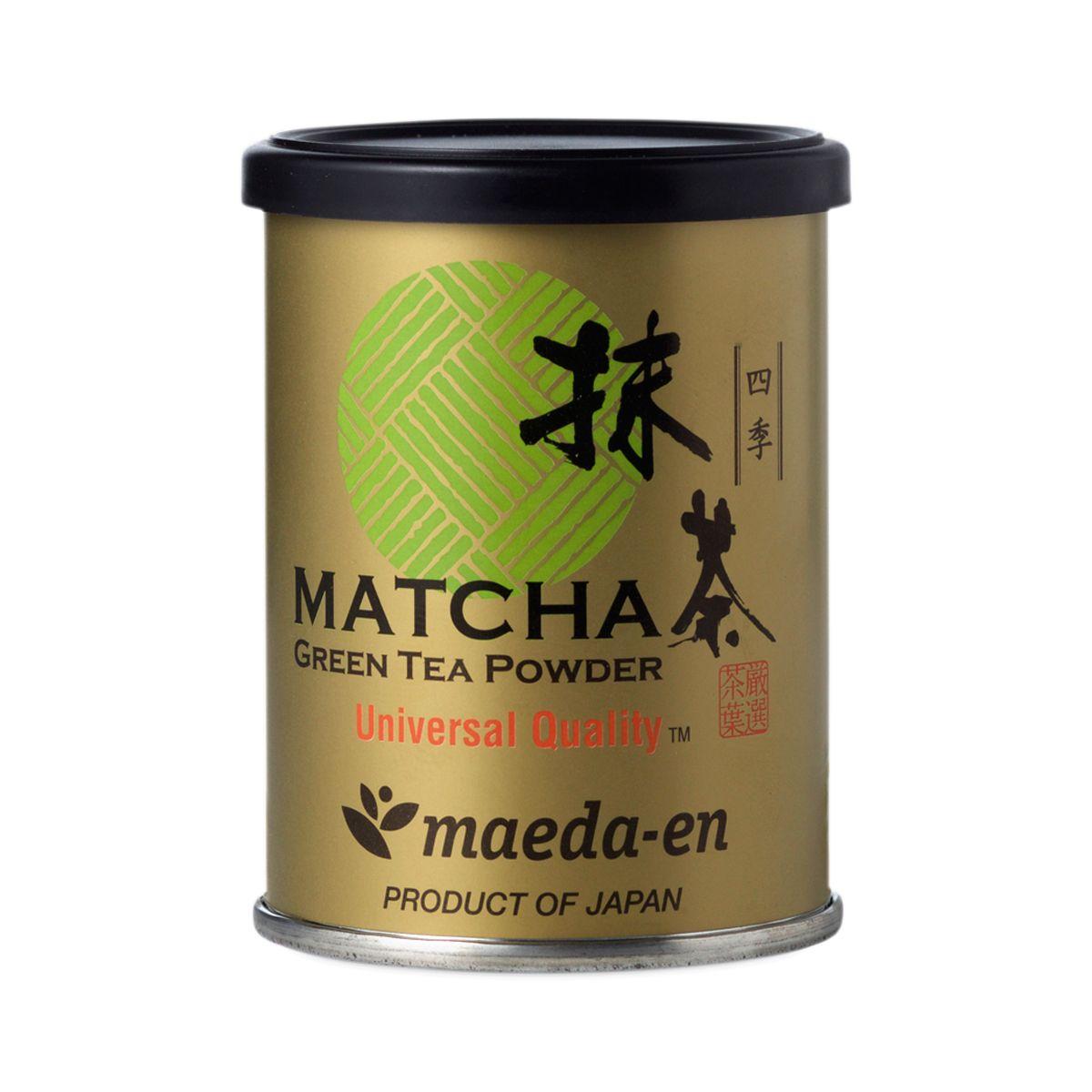 Shop Maeda-en Shiki Matcha Green Tea Powder at wholesale price only at ThriveMarket.com