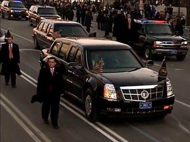 Mổ xẻ 'Quái vật' bảo vệ Tổng thống Obama