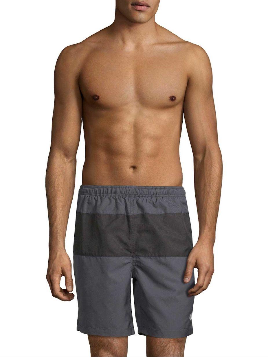 9c957cc189 Fred Perry Paneled Swim Shorts, #FredPerry, #Paneled, #Swim ...