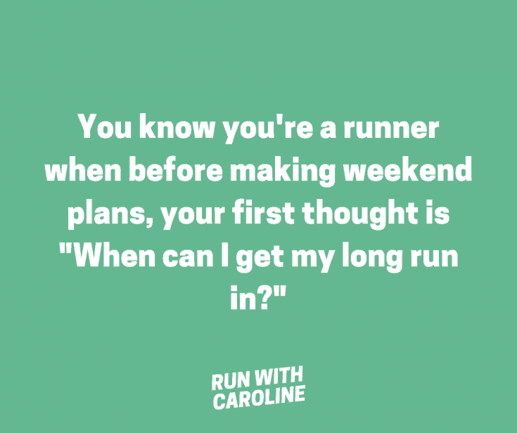 You Know You're A Runner When: 10 Hilarious Running Memes