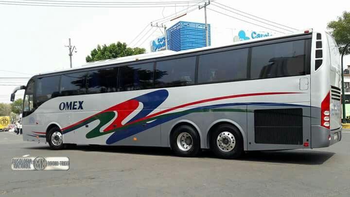 Volvo 9700 us /can omex vip internacional México   Coaches, Buses