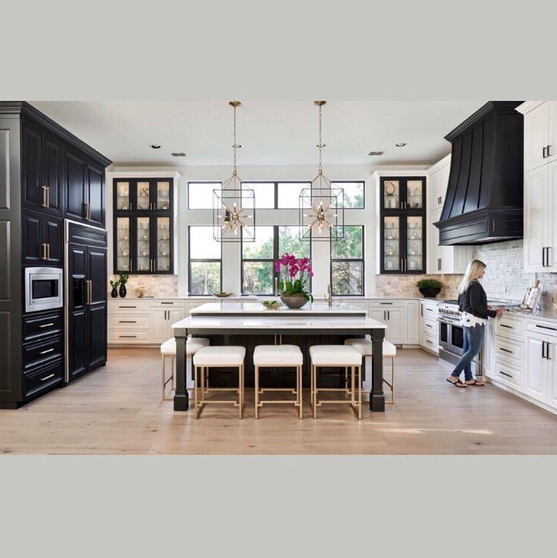 16 Black And White Kitchen Decor Ideas White Kitchen Decor