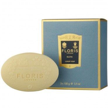 Elite Luxury Soap Set FLORIS
