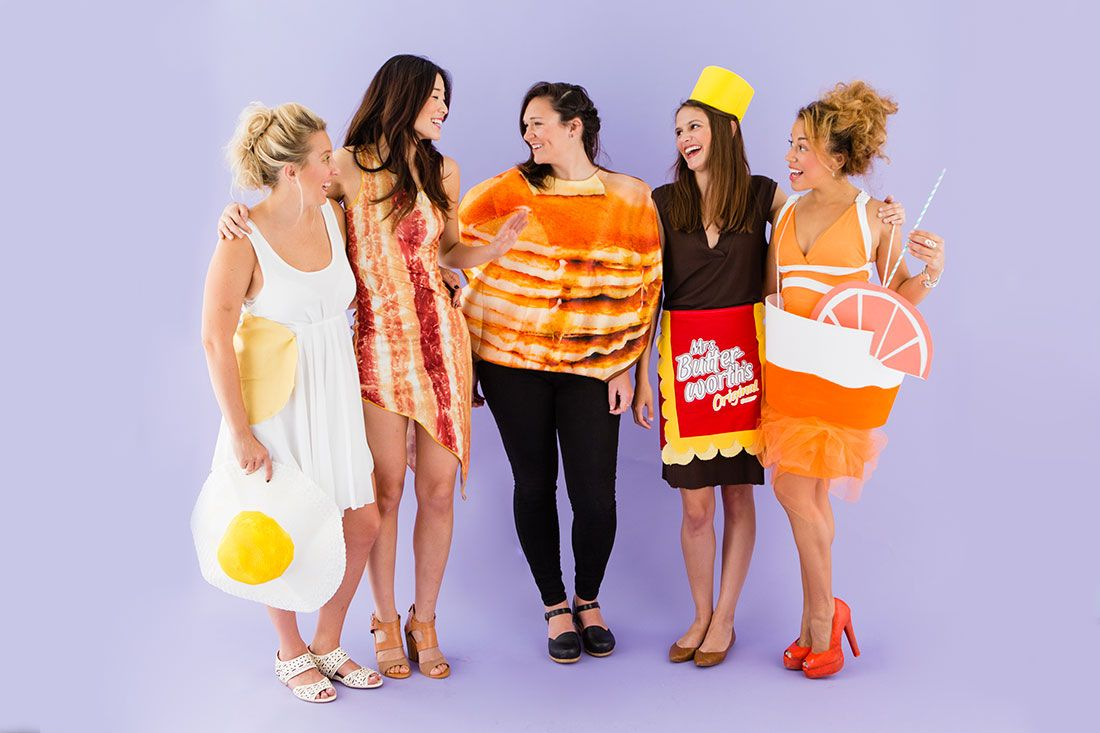 Friend Group Halloween Costumes Kids.Brunch Is The Best Group Costume You And Your Squad Can Be