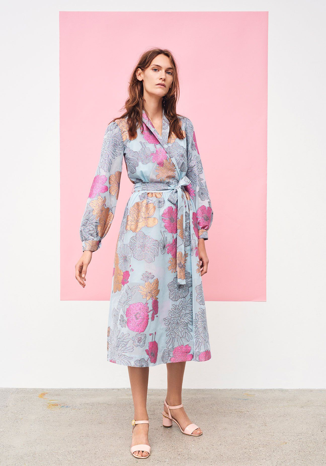 72614ea4f30 Get inspired by the Pre Fall 2018 lookbook - Stine Goya | Dresses in ...