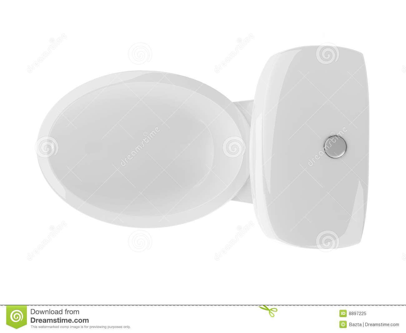 Toilet Top View Vector - 365 funny pics | BATHROOM ...