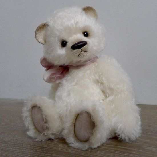 Molly by GENNY BEARS #teddybearpatterns