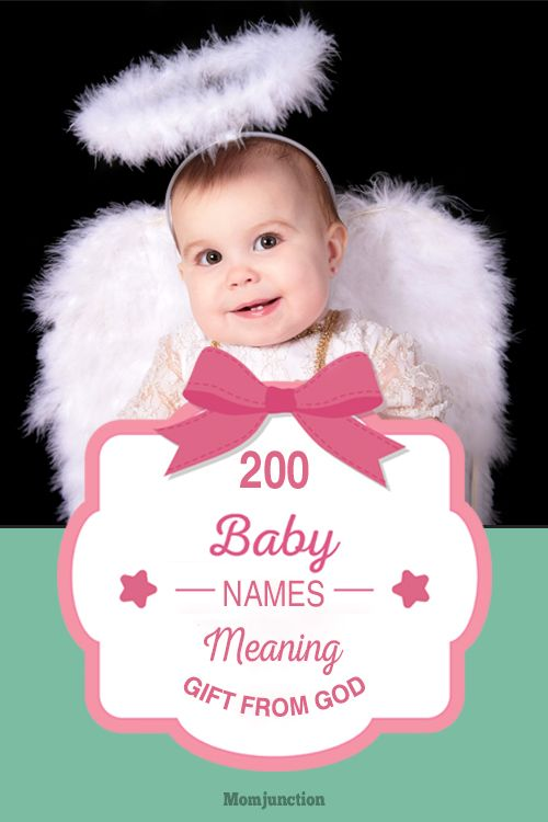 200 popular baby names that mean gift from god babies gift and a beautiful name often also has a beautiful meaning and one such category of names is the gift of god momjunction brings you 200 baby names with that negle Gallery