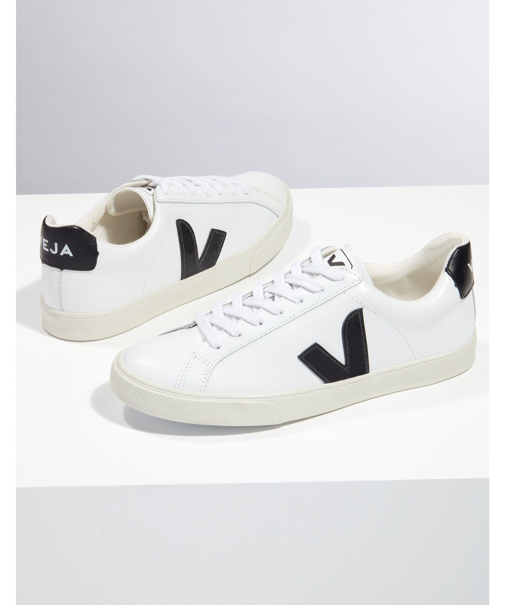 Veja Esplar Leather Trainers   Shoes