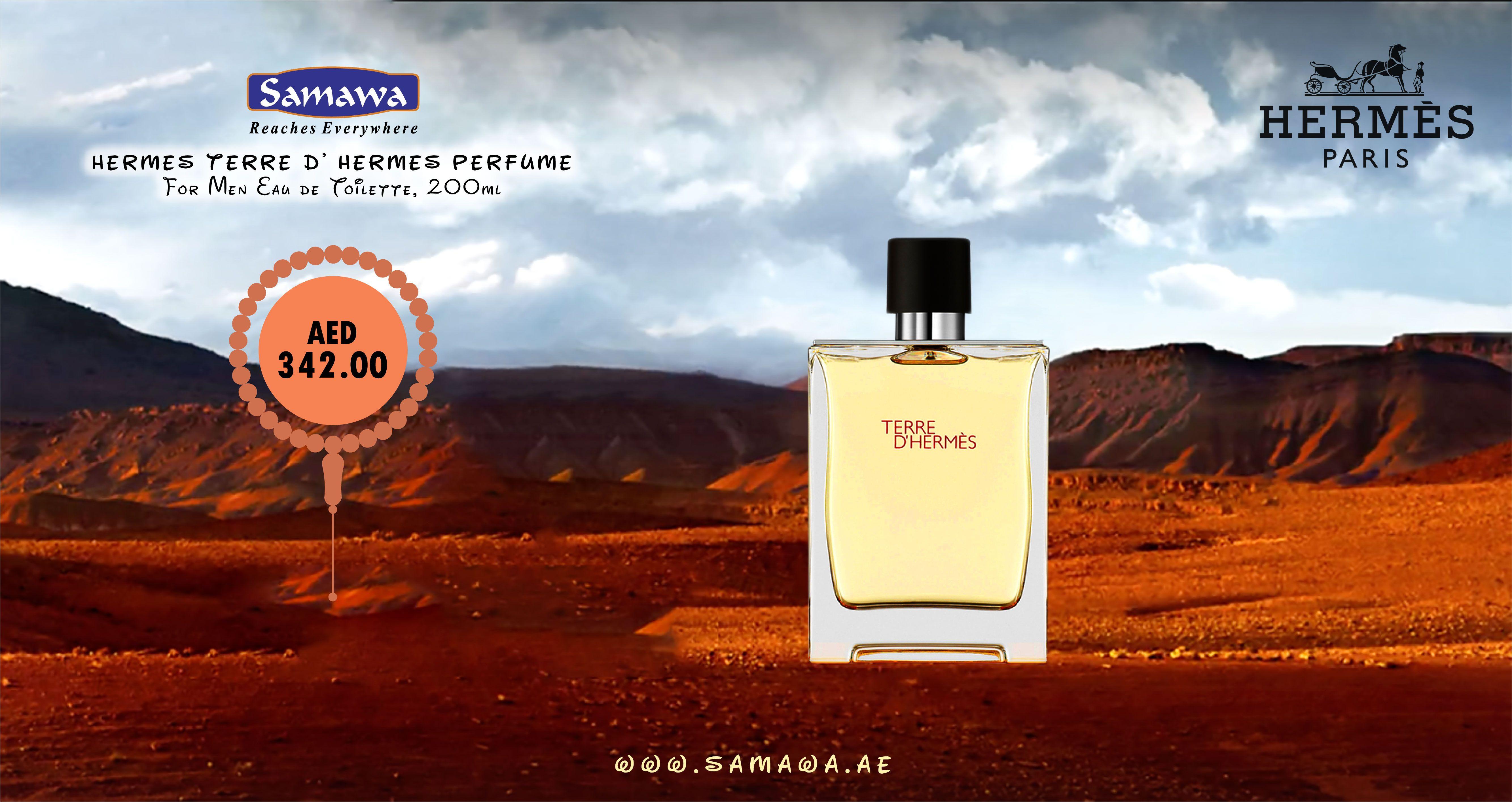 214c995094 Hermes Terre D' Hermes Perfume For Men Eau de Toilette, 200ml FOr Only  342AED #dubai #dubaiuae #dubaitag #dubaideals #sale #shoponline #Perfume