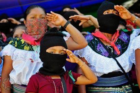CGT denuncia el criminal goteo de acciones paramilitares en Chiapas contra el EZLN