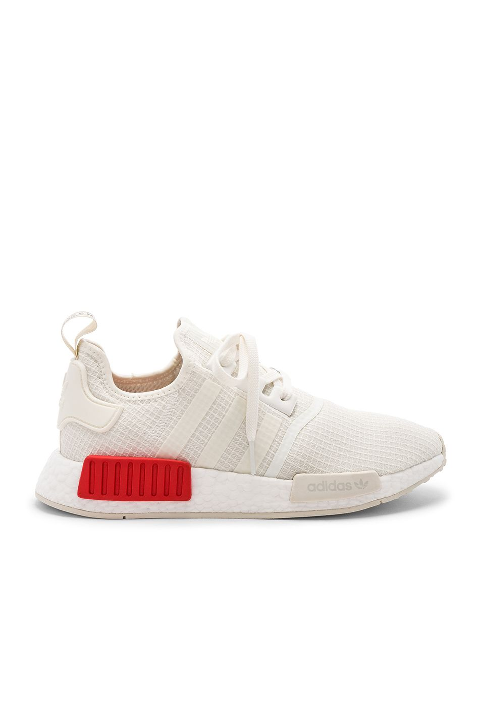 wholesale dealer a71a8 6feef Image 1 of adidas Originals NMD R1 in Off White & Off White ...