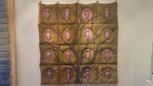 Serpil Kapar Textile Art