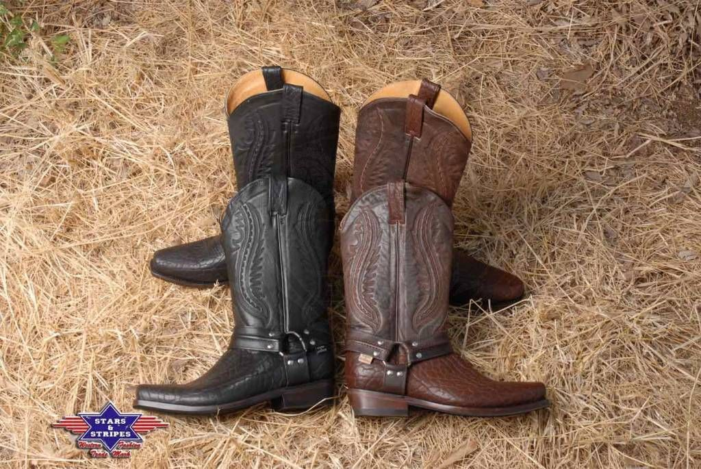 Stars & Stripes Westernboots WB-17