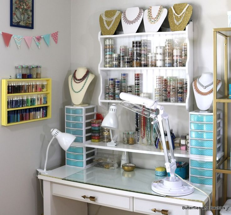 Craft Closet Organization Ideas Organizing Tips