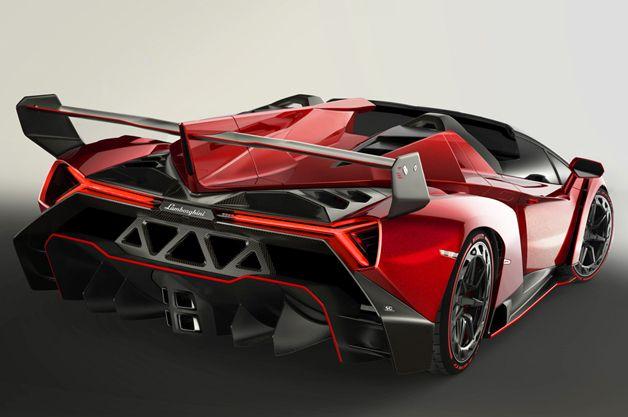 Lamborghini Veneno Roadster #Lamborghini