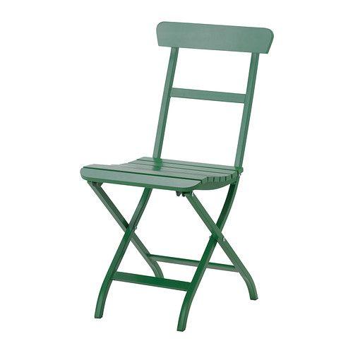 MÄLARÖ Sedia Pieghevole IKEA Ideale Per Il Balcone O Altri Ambienti Piccoli  Poiché La Sedia è
