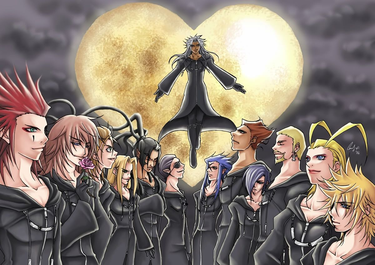 Final Fantasy Xiii Wallpapers 900600 Organization Xiii