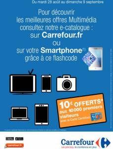 Carte Fidelite Carrefour 10 Offerts Carte De Fidelite Carte