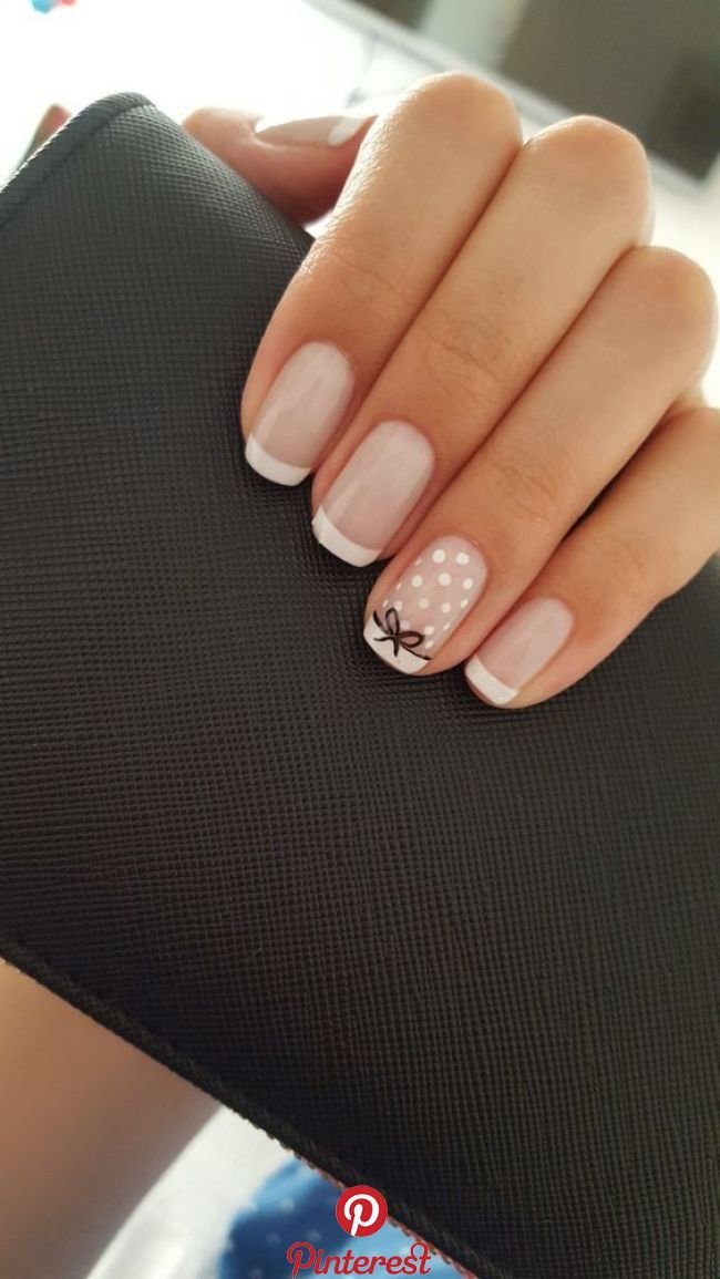 Beautiful Simple Nail Art Designs 2019 With Images Simple Nail Art Designs Simple Nails Elegant Nails