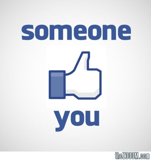 Someone likes you