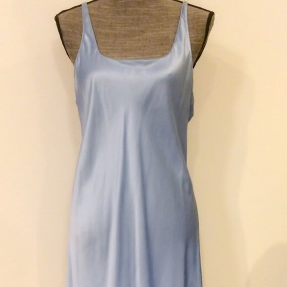 Vintage Nordstrom Nightgown Slip This is a vintage 100% nightgown or slip made by Nordstrom.  A beautiful form fitted lingerie night piece, that's so comfortable and elegant to wear. Excellent condition. Nordstrom Intimates & Sleepwear Chemises & Slips