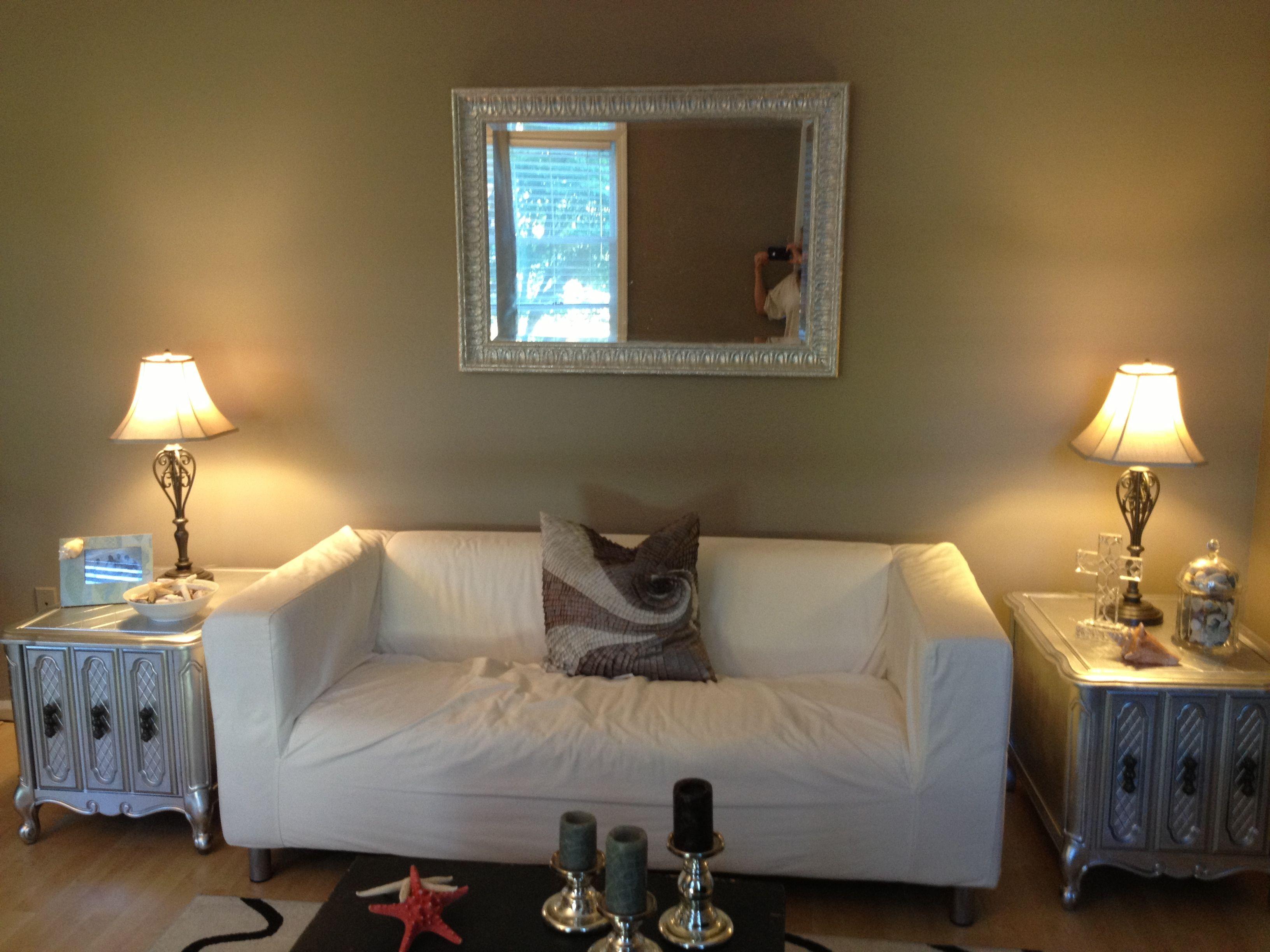 Ikea Klippan Sofa.