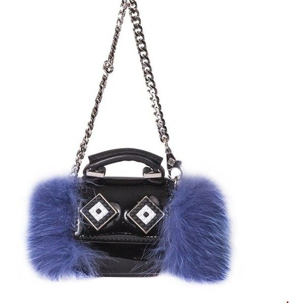 embellished fringed crossbody bag - Pink & Purple Les Petits Joueurs ullYlE8S