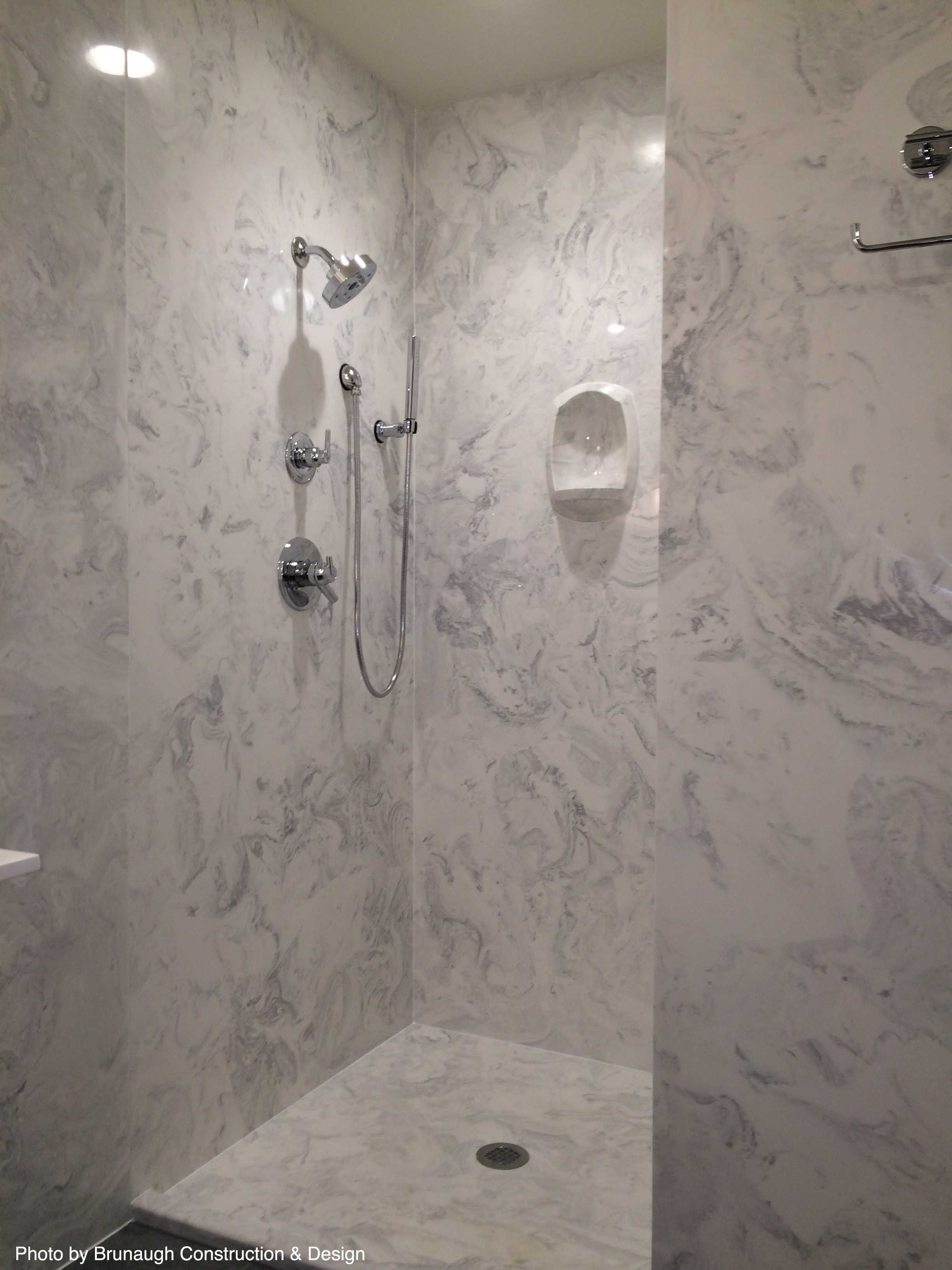 Bathroom Remodel Return On Investment Guide Marble