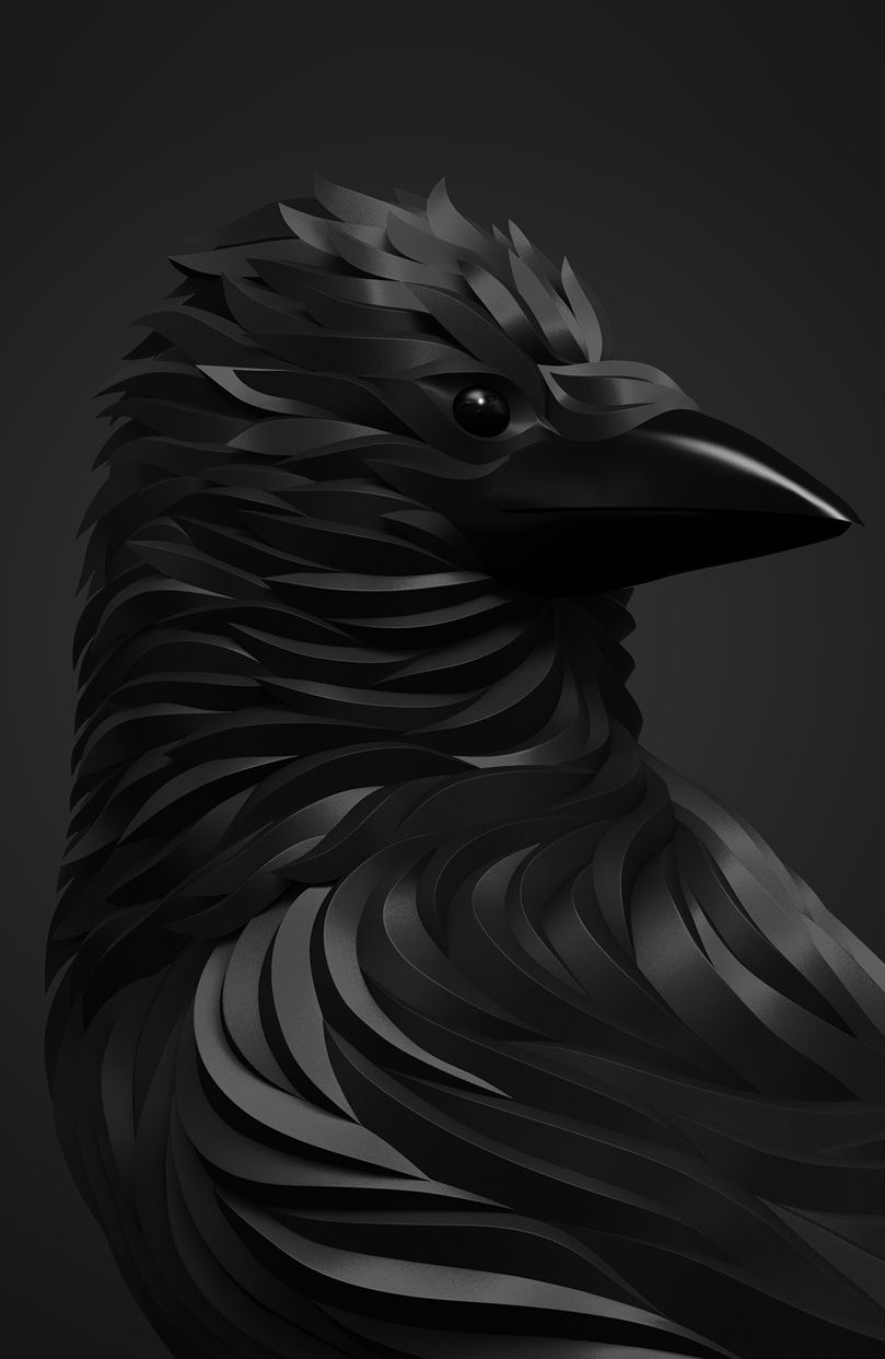 LeManoosh GRAPHIC Insp Pinterest - Fascinating 3d renderings of people and animals by maxim shkret