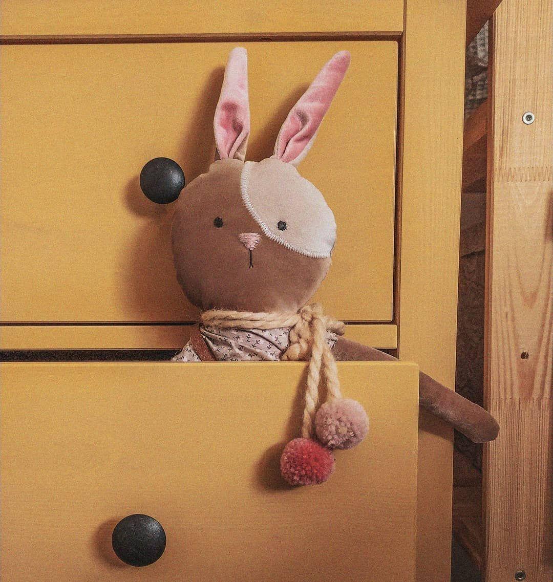 Hello everybunny ☺🐰 _________________________ #bunny #dollbunny #bunnydoll #handmadedoll #handcrafted #handmade #etsydoll #etsy #etsyseller #crafts #sewing #sewingdolls #doll #plush #plushie #plushiesofinstagram #softdoll