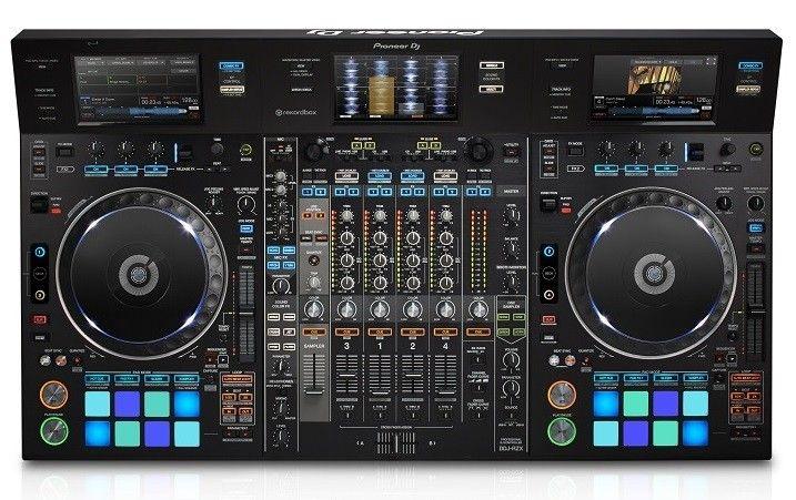 The Pioneer DDJ-RZX Rekordbox DJ Controller offers new