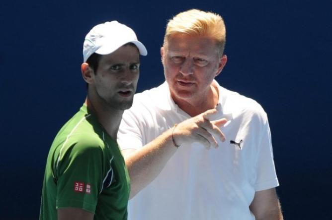 Novak Djokovic Reveals: ´Sometimes Boris Becker and Vajda Disagree´