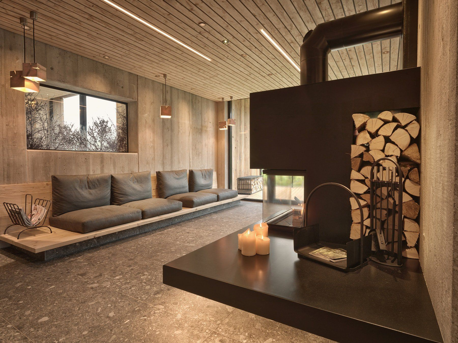 Hotel forsthofgut home interior mils tirol spa design for Designhotel 21