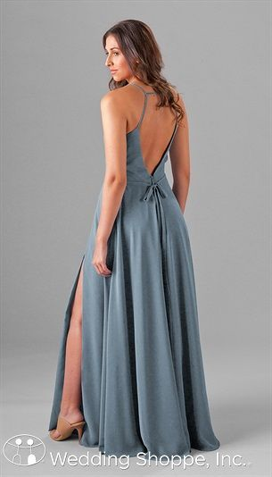 91e56229b7f3 Kennedy Blue Bridesmaid Dress Elizabeth   28254 in 2019