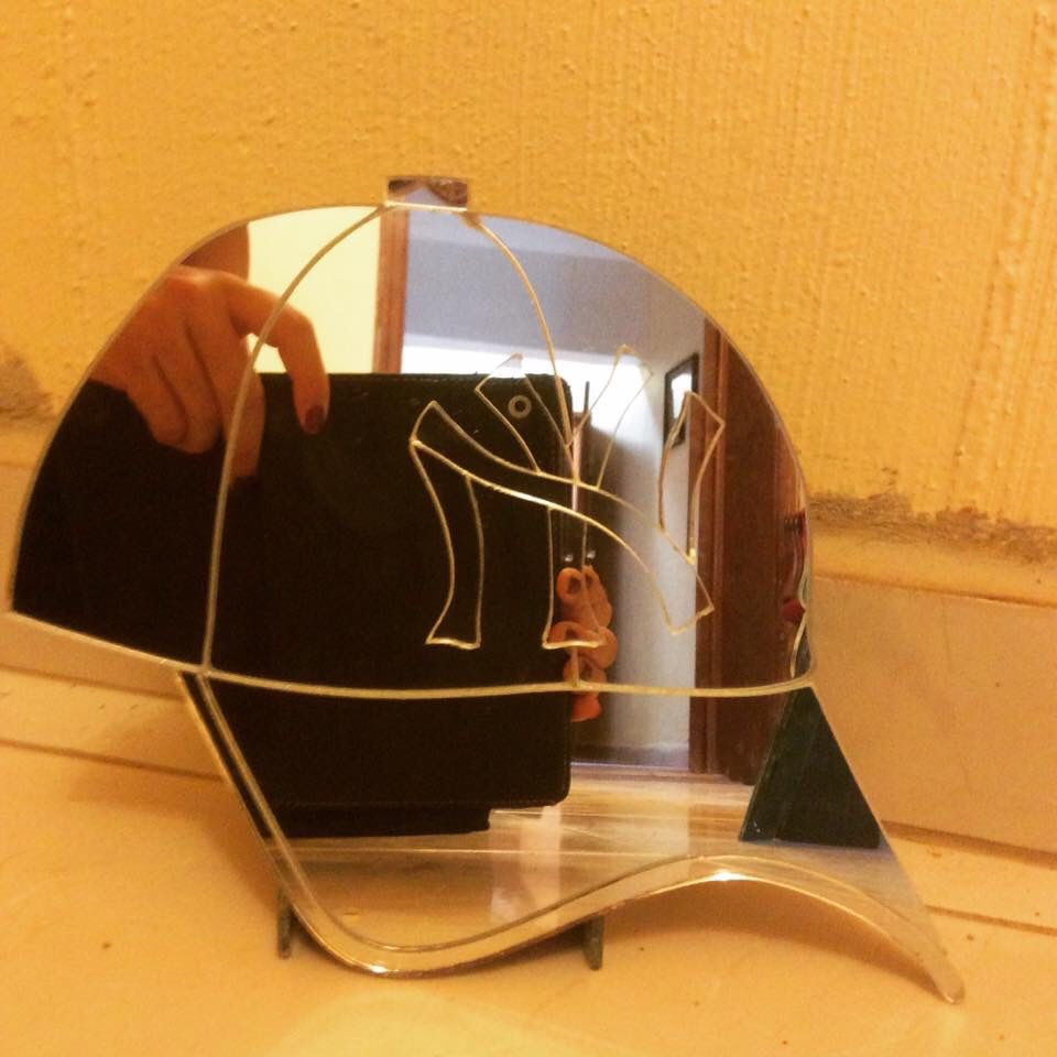 NY Yankees  En espejo y súper linda el mejor regalo para hombre además es muy diferente   Yankees cap made of mirror
