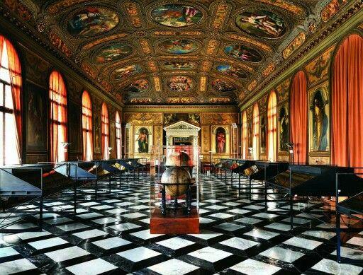 Biblioteca nazionale, Venezia