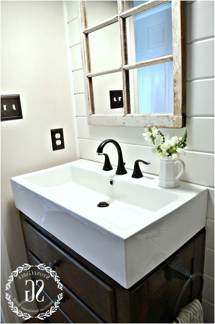 Lovely Apron Front Bathroom Sink Dengan Gambar