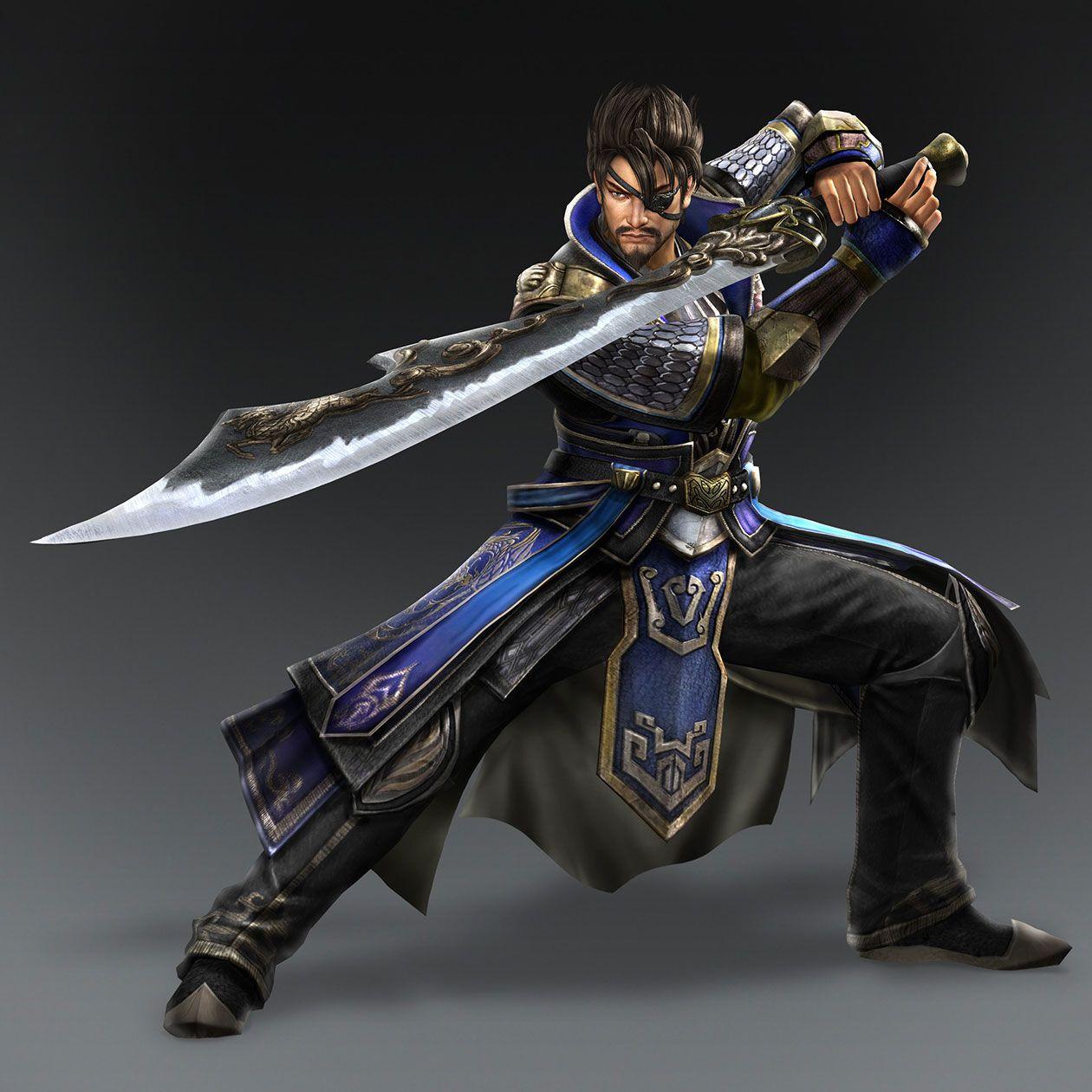 Xiahou Dun & Weapon (Wei Forces)