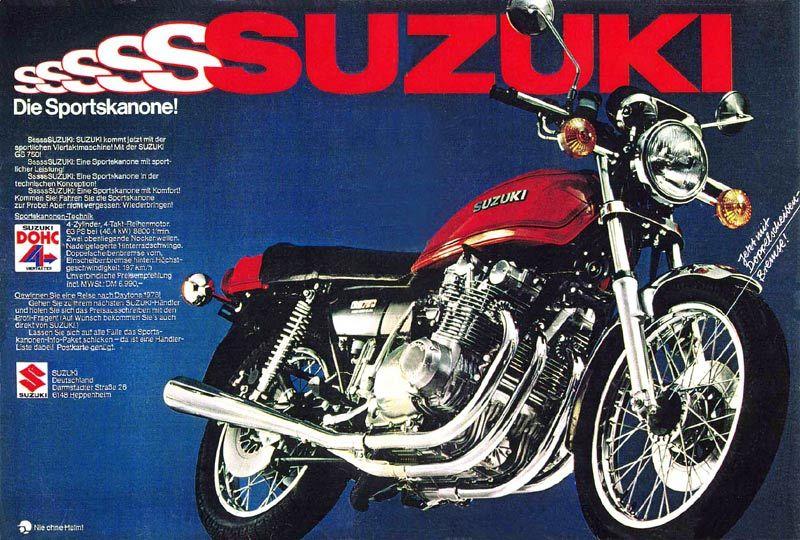 1977 suzuki gs750 http://www.suzukicycles/photos/gs/gs750
