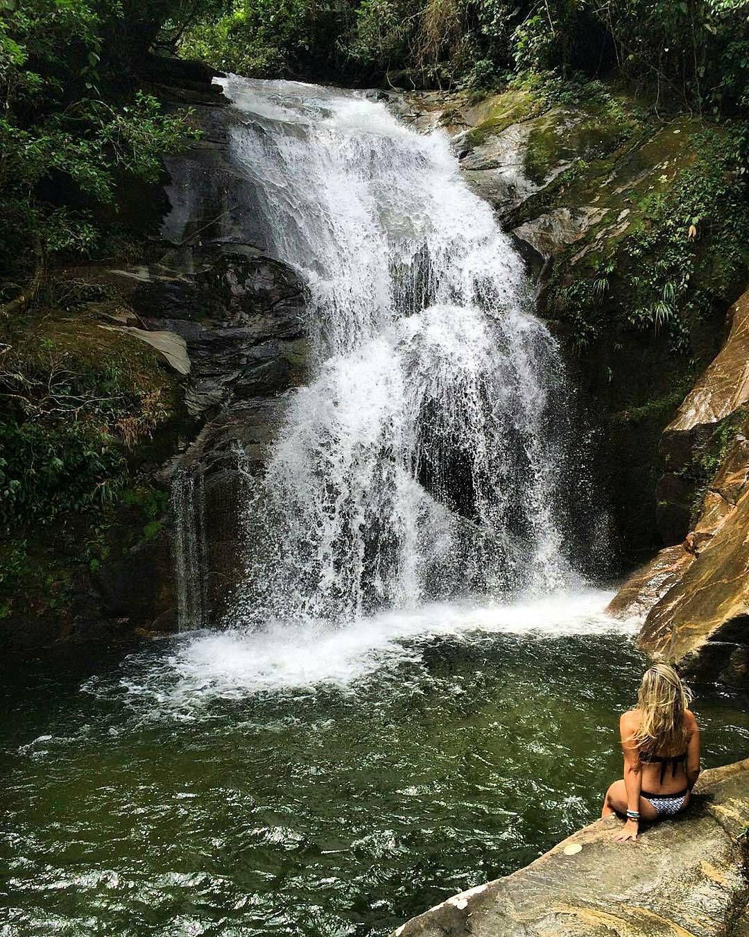 """Santo Aleixo Magé - RJ por @talitanurse. .   """"Esse é o resultado de um dia bem aproveitado!!!""""  Use #Brazil_Repost ou  # em suas fotos e apareça aqui também!  #Brazil #Paisagem #nature #mtur #all_shots #viagem #instagood #natureza #cachoeira #sunsets #happy #life #sun #goodvibe #igers #waterfalls #Guapimirim #Magé #fun  #trip #travel #gopro #sunset #viajando #Brasil #viajar #Rio #bomdia  by brazil_repost"""
